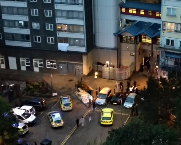 Man dead and suspects on the run after broad daylight brawl in Battersea
