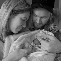 Heartbreaking moment parents cradle stillborn baby after 12-hour labour in emotional TV doc