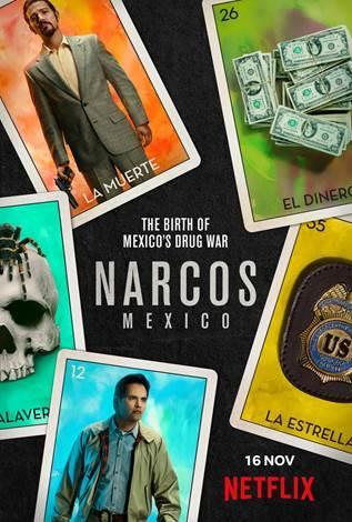 What is new on Netflix in November 2018? From House of Cards to Narcos: Mexico