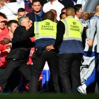 Midday Chelsea news: Sarri sorry for Manchester United tunnel bust-up, Mourinho accepts apology, Blues beg Kante to stay