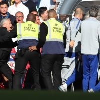 Chelsea coach Marco Ianni charged and Manchester United boss Jose Mourinho warned over touchline row