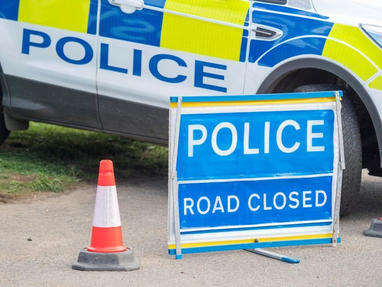Driver who failed to stop for police killed after crashing into lorry on North Circular Road