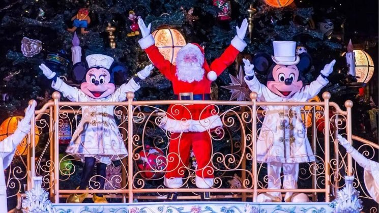 Get a 2-night trip to Disneyland Paris' Enchanted Christmas event with hotel and flights from £159pp