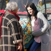 EastEnders spoiler: Hayley Slater risks losing her baby as she gives birth alone in family's mini cab