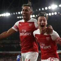 Arsenal player verdicts: Mesut Ozil leads by example while Pierre-Emerick Aubameyang is unlikely super-sub