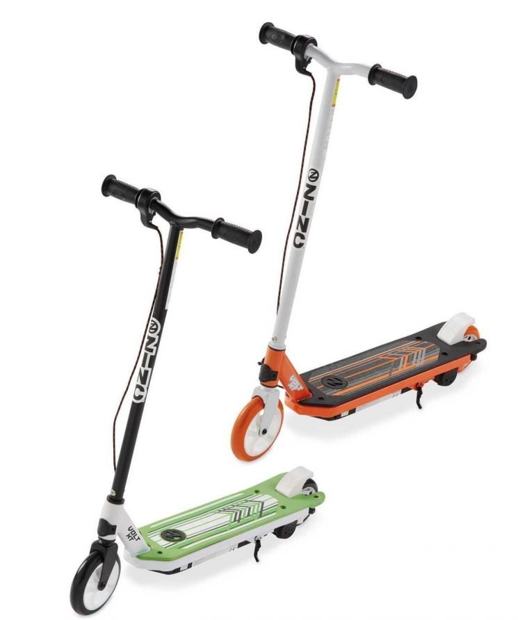 Aldi is selling electronic kid's scooters for £70