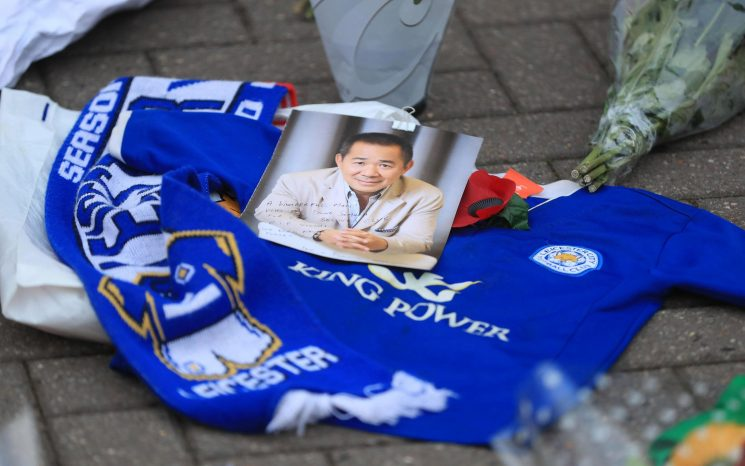 Leicester's game with Cardiff this weekend will go ahead despite death of owner Vichai Srivaddhanaprabha