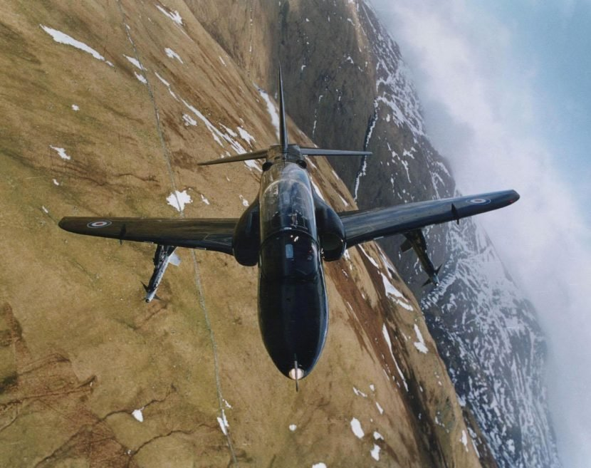 RAF test pilot sues for £200,000 amid claims faulty jet engines ruined his hearing and career