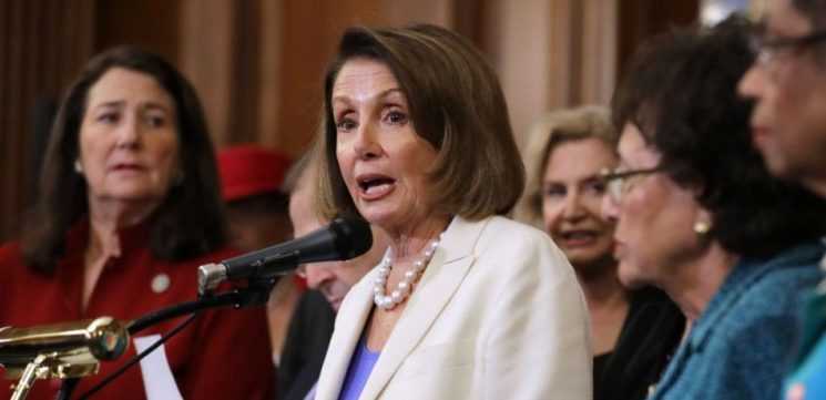 Nancy Pelosi Would Try To Release Trump's Taxes Should Dem's Win The House — 'We Have To Have The Truth'