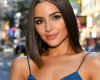 Olivia Culpo Continues To Spice Up Vegas In An Ultra Glamorous Glitter Mini Dress