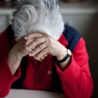 People over 65 who self-harm are at the highest risk of suicide, study reveals