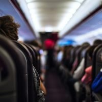 Dirtiest surface in a plane revealed and it's almost impossible to avoid it