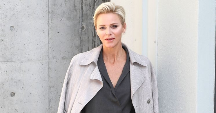 The Chic Royal Style of Monaco's Princess Charlene