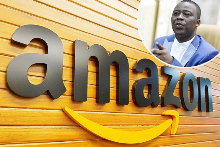 Amazon funds Mountain of Fire and Miracles church that backs 'gay conversion' and says homosexuals are possessed by 'the spirit of the dog'