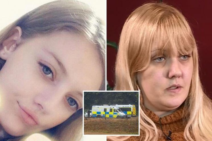 Heartbroken mum of murdered schoolgirl, 13, fights back tears as she reveals agony at losing her 'unique' daughter