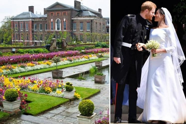 You can get married at Meghan Markle and Prince Harry's home Kensington Palace WITHOUT joining the royal family