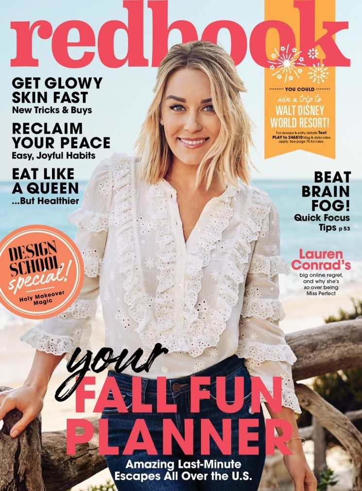 Lauren Conrad on the picture-perfect life: 'Your life isn't supposed to be Pinterest'