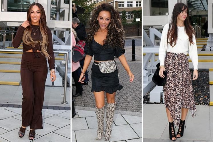Jennifer Metcalfe, Stephanie Davis and Chelsee Healey glam up for big Hollyoaks launch ahead of soap's Storm Week
