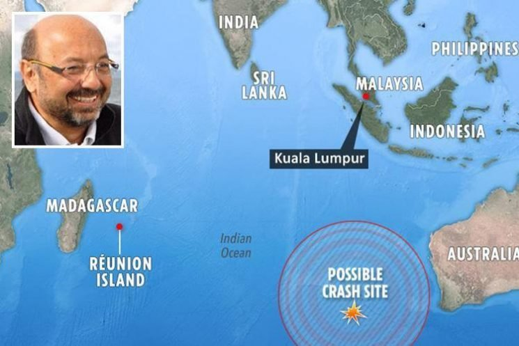 MH370 crash – Top expert who found doomed Air France flight says 'some government KNOWS where Malaysian Airlines jet is hidden