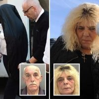 Twisted couple dubbed 'Welsh Fred and Rose West' who raped teen girls during 20-year reign of terror are jailed