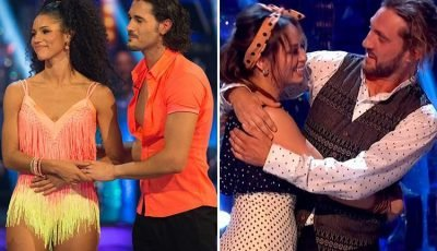 Strictly bosses forced to deny that producers tell the judges how to vote after Vick Hope claimed they did before saving Seann Walsh