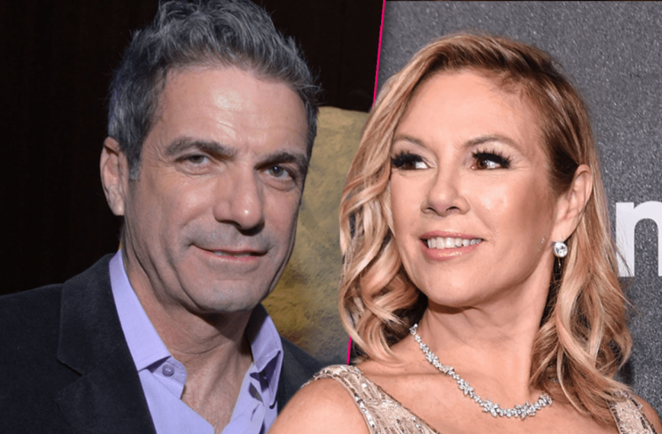 Back Together! Ramona Singer & Ex-Husband Mario Spotted Filming 'RHONY'
