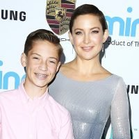 Kate Hudson's 14-Year-Old Son Shows Off Baby Sister Rani