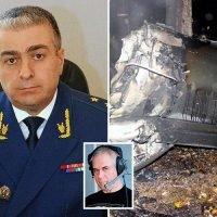 Pilot 'was shot' moments before helicopter crash that killed Vladimir Putin's top prosecutor who probed Skripal poisoning and Alexander Litvinenko's murder