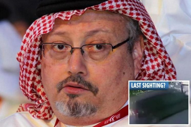 Murdered journalist Jamal Khashoggi was 'choked then his body rolled up in rug and smuggled out of consulate'