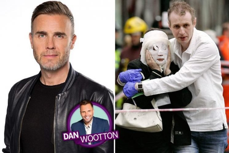 Gary Barlow reveals he no longer rides the Tube after being 30ft away from the 7/7 bombings