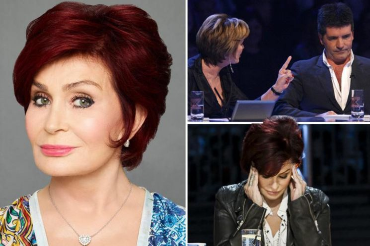 Sharon Osbourne proves that she has not been 'paid to keep her mouth shut' as she reveals the truth behind her X Factor sacking drama