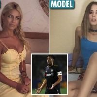 Ex-Arsenal star Carlos Vela's wife backs him over claims he tested a transsexual model for a date