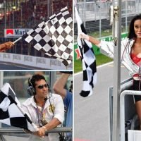 F1 to axe chequered flag to signal end of races in favour of lights after model Winnie Harlow's bungled by waving too early