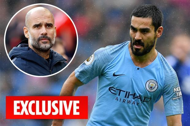 Man City star Ilkay Gundogan ready to commit long-term future to club and sign bumper new deal