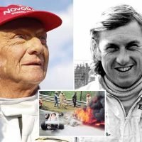 F1 legend Guy Edwards who saved Niki Lauda from burning car at the Nurburgring is not dead, despite reports