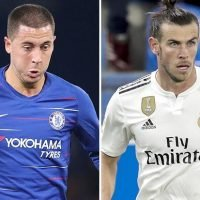 Real Madrid will 'offer Gareth Bale plus cash to Chelsea to sign Eden Hazard' in January
