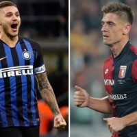 Chelsea eye January moves for Inter Milan ace Mauro Icardi and Krzysztof Piatek as Maurizio Sarri gives up on Alvaro Morata