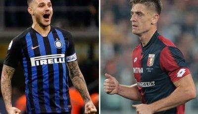 Chelsea eye January moves for Inter Milan ace Mauro Icardi and Krzysztof Piatek as Maurizio Sarri gives up on Alvaro Morata