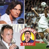 David Ginola: Former Tottenham and Newcastle heart-throb and model died for eight minutes and was told he was too fat to play