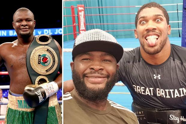 Martin Bakole is Congo royalty fighting to dethrone Anthony Joshua as heavyweight king – via Scotland