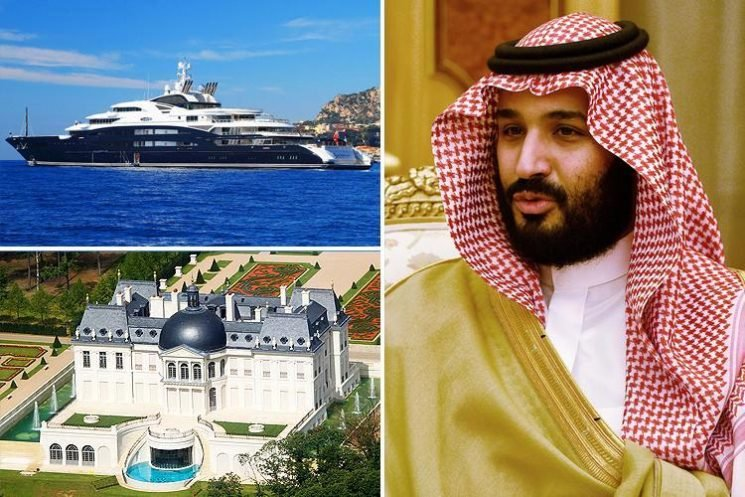 Crown Prince Mohammad bin Salman: He's mates with Donald Trump and owns the most expensive home in the world