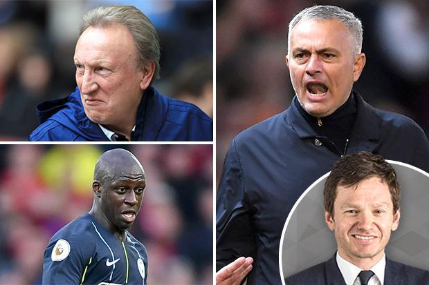 Jose Mourinho being absurd, Cardiff not welcome in Premier League and Thierry Henry a risky move for Aston Villa