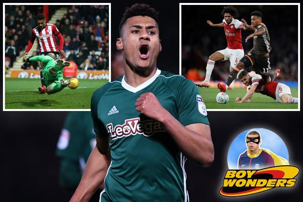 Brentford ace Ollie Watkins can use Mason Mount as his inspiration to force his way into Gareth Southgate's England squad