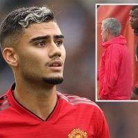 Manchester United star Andreas Pereira clears up Paul Pogba's training ground row with Jose Mourinho
