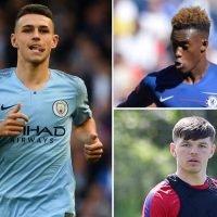 Borussia Dortmund target English trio of Liverpool's Bobby Duncan, Manchester City's Phil Foden and Chelsea hotshot Callum Hudson-Odoi to follow Jadon Sancho to Bundesliga