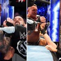 WWE news: Randy Orton sickeningly attempts to break Tye Dillinger's finger weeks after screwdriver assault on Jeff Hardy