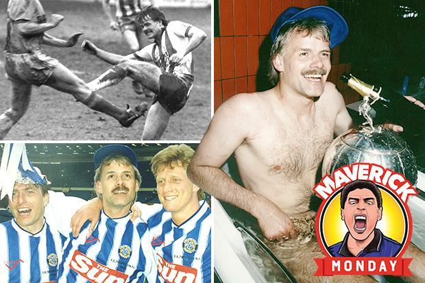 Roy McDonough: Britian's wildest footballer was a lothario that scored on and off the field and loved a drink