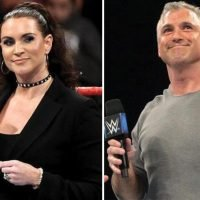 WWE legend Shane McMahon bizarrely jokes sister Stephanie 'is hot' in shock reply over 'incest storyline' claims