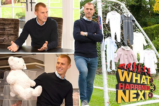 Ex-Chelsea ace Steve Sidwell sells Bentley to launch children's clothing business after emotional retirement