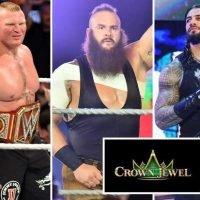 WWE Crown Jewel pay-per-view in doubt over Saudi Arabia tensions following murder of US journalist Jamal Khashoggi